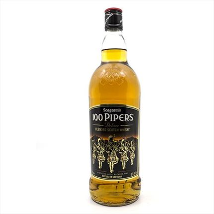 100 PIPERS 1 L.