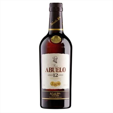 ABUELO ROM 12 ANYS 70CL.