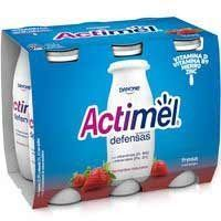 ACTIMEL LIQUID MADUIXA 6X100ML