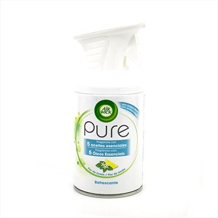 AIRWICK AMB.SPRAY PURE FLOR