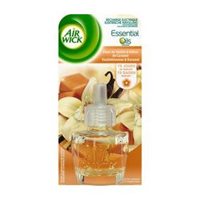 AIRWICK RECANVI AMBIENTADOR ELECTRIC  WHITE BOUQUET 19ML