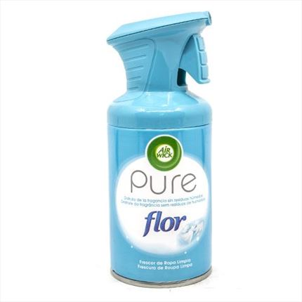 AIRWICK SPRAY PURE FLOR 250ML