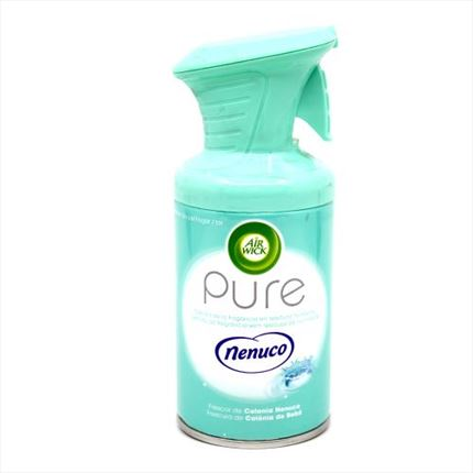 AIRWICK SPRAY PURE NENUCO  250ML