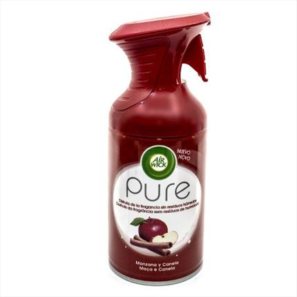 AIRWICK SPRAY  PURE POMA  250 ML