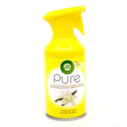 AIRWICK SPRAY  PURE VAINILLA  250ML