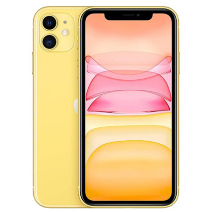 APPLE IPHONE 11 256GB YELLOW FULL