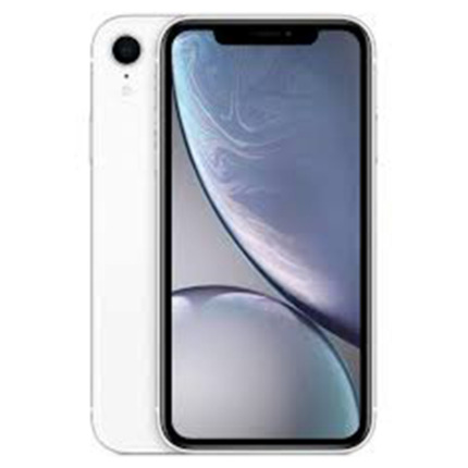 APPLE IPHONE XR 128GB WHITE FULL