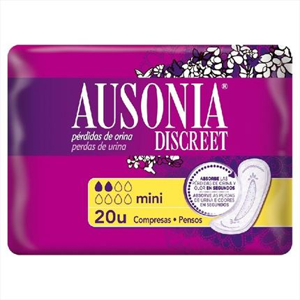 AUSONIA COMPRESA EVOL.MINI