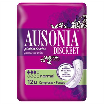 AUSONIA DISCREET NORMAL X12