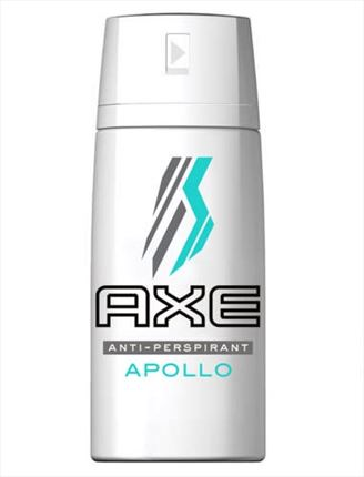 AXE DEO BODYSPRAY DRY APOLLO 150ML..