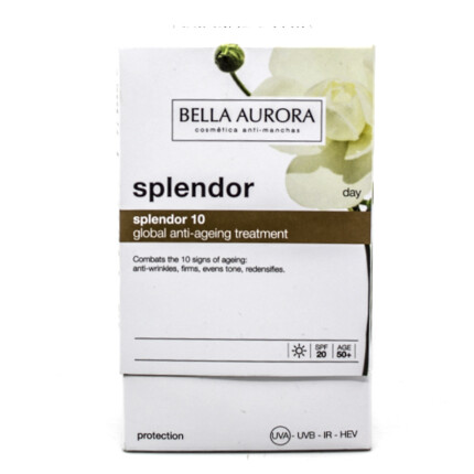BE.AURORA SPLENDOR REGE.TOTAL