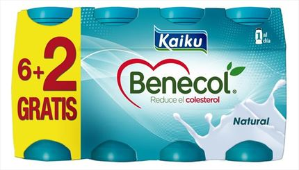 BENECOL PER BEURE NATURAL 520ML