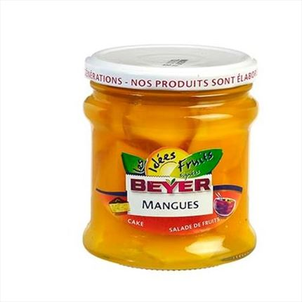 BEYER CUBS DE MANGO 320ML