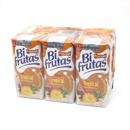 BIFRUTAS TROPICAL X6