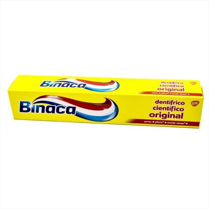 BINACA DENTIFRIC ANTI PLACA 75  ML