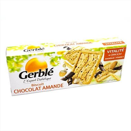 BISCUIT CHOCO.AMAND.GERBLE200G