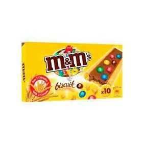 BISCUIT M&M?S X10