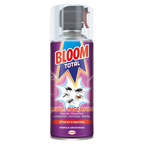 BLOOM MULTI INSECTES 400ML