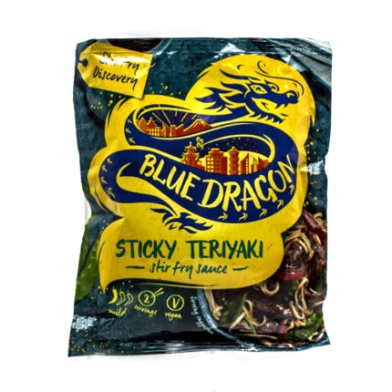 BLUE DRAGON SALSA STIR FRY TERI 150ML