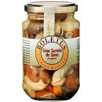 BOLETUS ASSORTIMENT BOLETS EXOTIC 370GR