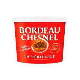 BORDEAU CHESNEL RILLETTE MANS 220GR