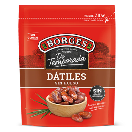 BORGES DATILS S/OS 200GR.