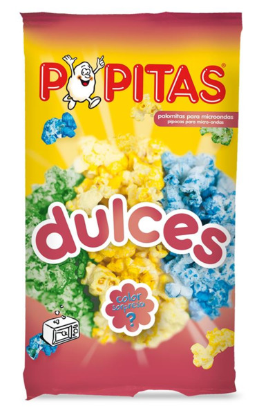 BORGES POPETES DOLCES 100G