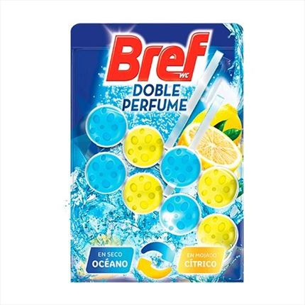 BREF DOBLE PERFUM X2 YELLOW