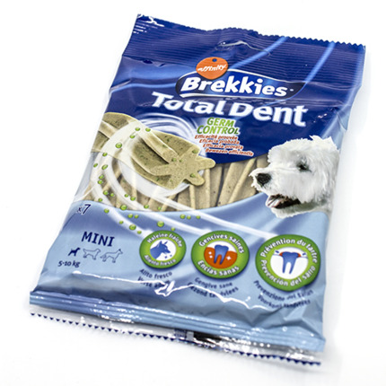 BREKKIES SNACK GOS MINI 110G
