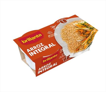 BRILLANTE ARROS INTEGRAL 250G