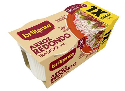 BRILLANTE GOTETS ARROS RODO  XL 2X200GR