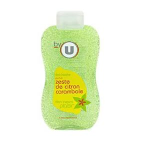 BY U GEL CARAMBO/LLIMONA 250ML