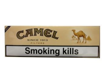 CAMEL BOX CT