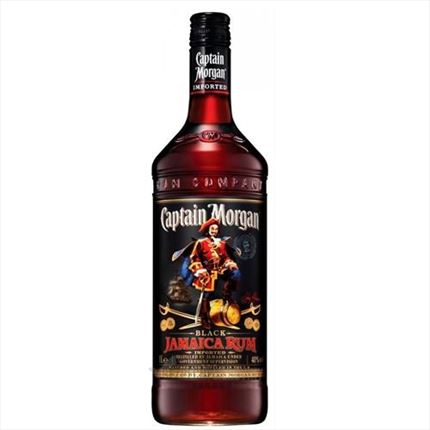 CAPITAN MORGAN BLACK 1L.