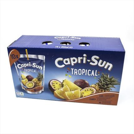 CAPRI SUN TROPICAL 1