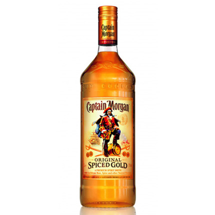 CAPTAIN MORGAN SPICE GOLD 1L