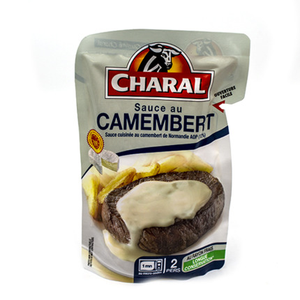 CHARAL SALSA CAMEMBERT 120G