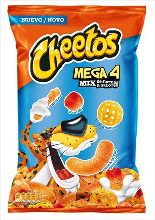 CHEETOS--MEGA 4