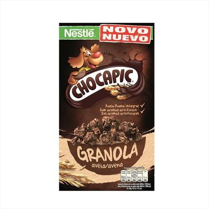 NESTLE CHOCAPIC GRANOLA 320 G