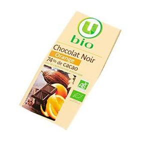 CHOCO.NR ORANGE U BIO TAB.100G