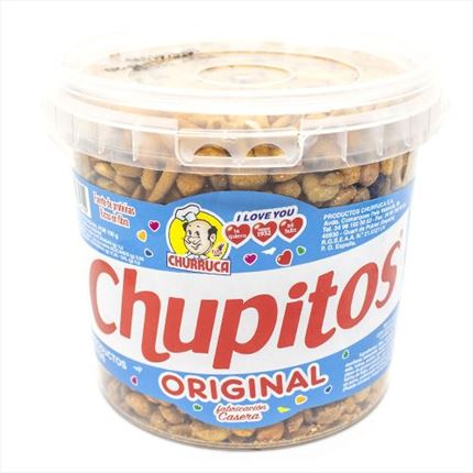 CHURRUCA XUPITO POT 750GR ORIGINAL