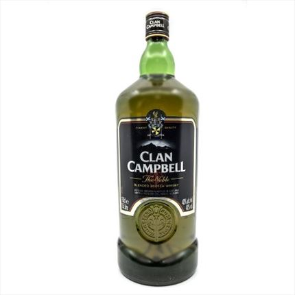 CLAN CAMPBELL 1,5 L.