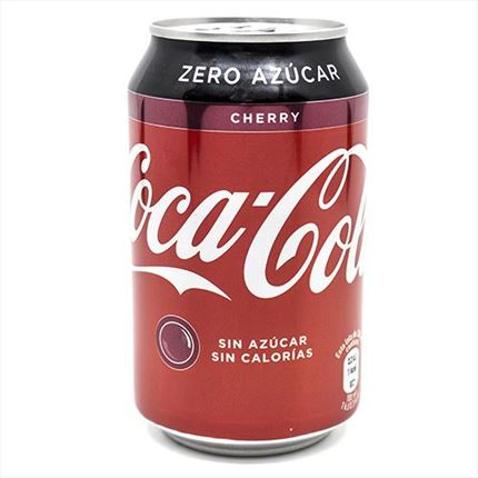 COCA COLA ZERO CHERRY 33CL..