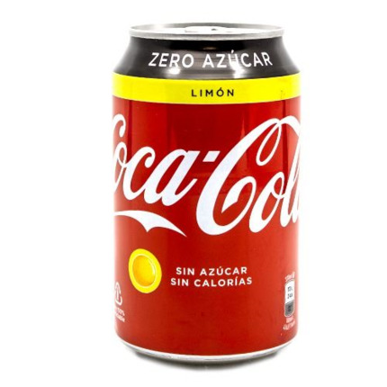 COCA COLA..LEMON LIGHT 33CL