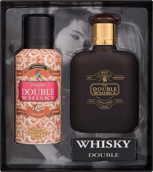 COFFRET DOUBLE WHISKY EDT+DEO