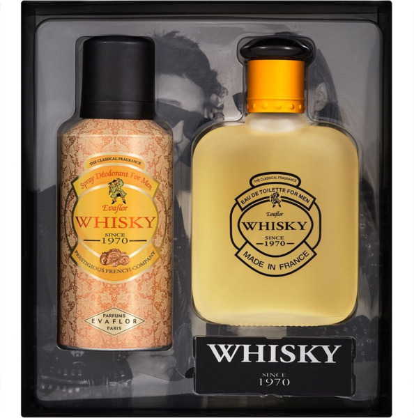COF.WHISKY FOR MEN EDT+DEO