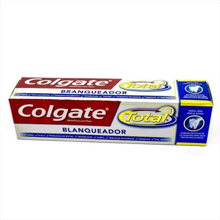 COLGATE TOTAL BLANQUEAD.75ML