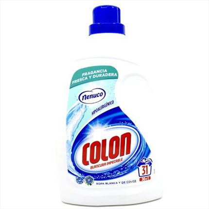COLON DETERGENT LIQUID NENUCO 30D