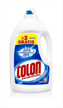 COLON DETERGENT GEL BLAU 40D