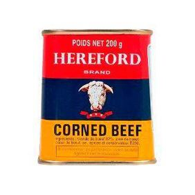 CORNED BEEF 7 OZ HEREFORD 200G